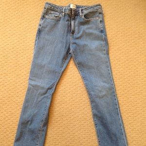 Simon Miller Slim Boot Jean